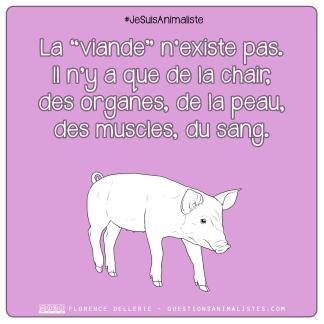 ANTISPÉ CITATION La viande n'existe pas (2016)