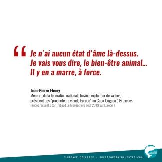 Citation Jean-Pierre Fleury 2019