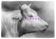 U'm someone, not something