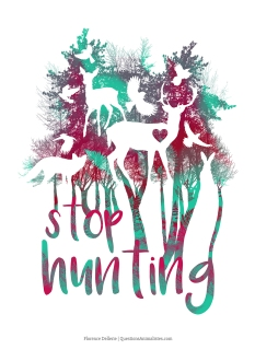 Stop hunting - version blanche